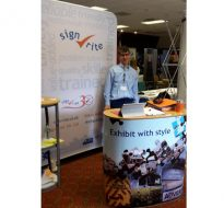 Sign-Rite at Hereford Business Expo