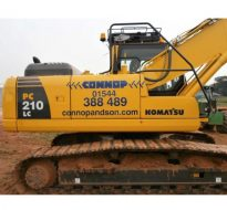 agricultural & construction vehicle signage