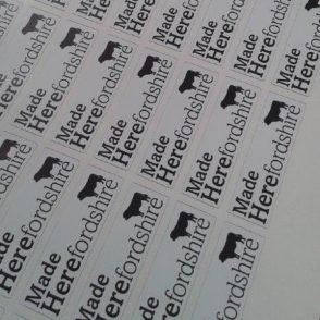 digital printed stickers