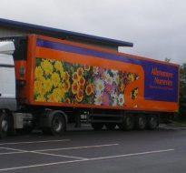HGV lorry livery