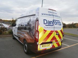 Vehicle Wrap Herefordshire